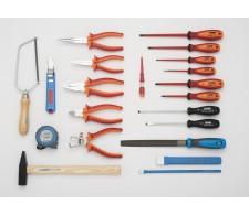 21-dijelni set alata za električare 1000AC