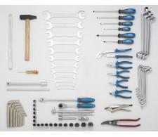 82-dijelni set alata za automehaničare 1000K