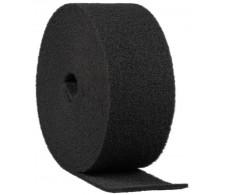Brusno runo NRO 500, 115mm x 10m, srednja granulacija (crno)