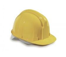 Zaštitna kaciga - žuta